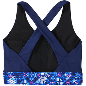 TYR Santa Cruz Jade Bikini Top Women navy/purple